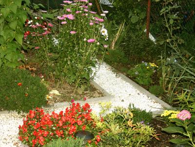 uredjenje vrta je tezak posao ali rezultati su vrijedni truda